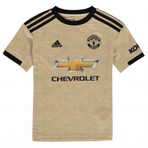 Adidas - Manchester United Away Shirt 2019 2020 Junior
