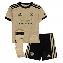 Adidas - Manchester United Away Mini Kit 2019 2020