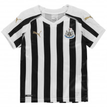 ed20ab99e6f Puma - Newcastle United Home Shirt 2018 2019 Junior