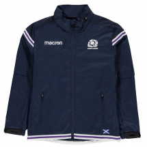Macron - Zip Waterproof Jacket Junior Boys