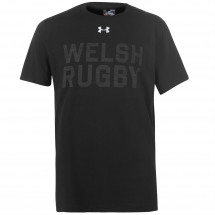 Under Armour - Wales Graphic T Shirt Mens