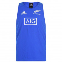 Adidas - All Blacks Rugby World Cup Vest Mens