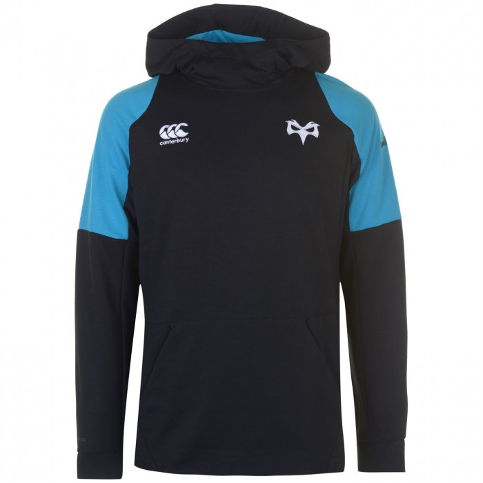 Mikina Canterbury - Ospreys Vaposhield Hoody Mens