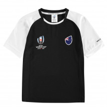 Tričko Rugby World Cup - 2019 Team Poly T Shirt Boys