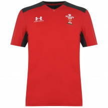 Under Armour - Wales Rugby Training Top 2019 2020 Mens